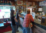 INSIDE HARRY'S ICE CREAM PARLOR - ISO 800