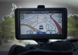 GPS LIGHTNING?  -  A VERY STRANGE EFFECT!