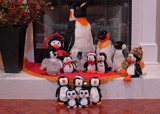 PLUSH PENGUIN COLLECTION  -  ISO 400
