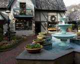 GATLINBURG PLAZA AT CHRISTMAS