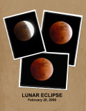 LUNAR ECLIPSE - 20 FEBRUARY 2008