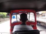 en route to Dambulla