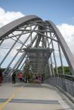 Goodwill Bridge, Brisbane River