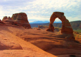 Moab, Utah and Arches National Park