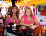 Sue and Gail in San Miguel