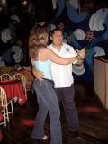 Our TaxiCab Driver at the Mambo Club!!!