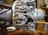 R1830  1/6 scale model Pratt & Whitney radial