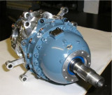Crankcase and nose bowl for the R -1830