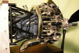Assembled R-1830 model