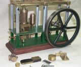 #  5a         Lady Stephanie steam engine   (partially constructed)