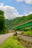 Railroad to Taebaek