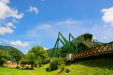 Railbike - Grasshopper's dream at Gujeol-ri