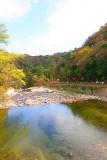 Odae River - Woljeongsa temple