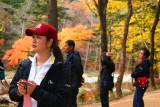 2nd trip - Woljeongsa temple - Needle Forest