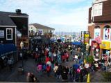 Busy Pier 39
