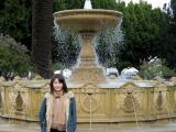 Fountain in Sausalito