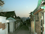 Gahoe dong - Traditional Residential Area in Seoul