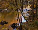 Beneath an Autumn Ridge