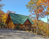 Cabin on Cove Mountain-Wears Valley