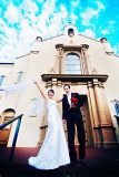 Wedding at the Powel Crosley Estate, portrait photography at Marina Jack's by Jacquelyn Marie