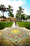 Sarasota Ringling Musuem Ca d zan and Rose Garden wedding
