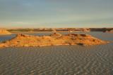 Hardap Dam in Namibia