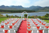 Where the ceremony was held