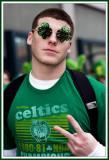 Celtic Fan at St. Pats Scranton Parade
