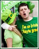 I'm So Irish I Shyte Green