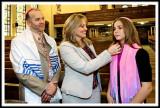 Rachel Dons Special Bat Mitzvah Talis