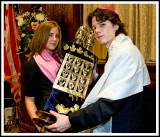 Handing Over The Torah to Little Sister