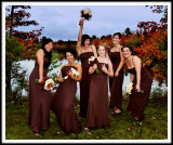 Celebration of the Bridesmaids