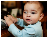 My Grandson Jonah Now 9 Months Old