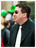 The Man in Cognito At The St. Pats Parade