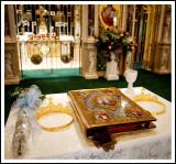 Church Wedding Byzantine Style
