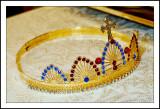 Byzantine Catholic Church Wedding Crown