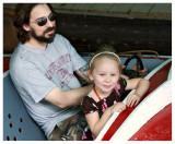 Josh & Scarlett at Knoebels