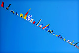 Flags Over Head