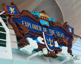 Coat of Arms - Explorer of the Seas
