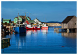 The Calm Waters at Peggy's Cove