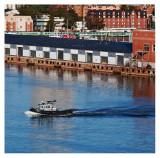 Halifax Dock Scene