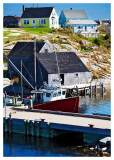 Peggy's Cove Homes and Marina