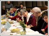 Two Temple Tu B'shvat Seder