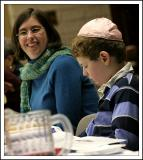 Two Temple Tu B'shevat Seder