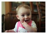 Scarlett Jhane now six months old