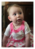 Our Grand Daughter Scarlett Now Six Months Old