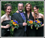 The Sister of the Bride and Family