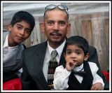 Father, Son & Son at the Wedding