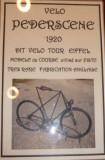 Pedersen, modèle de course