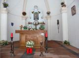 Onze-Lieve-Vrouw van Welriekende (Notre-Dame de Bonne Odeur, en français) (Hoeilaart).